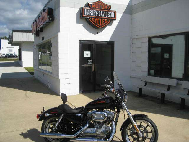 2014 Sportster SuperLow