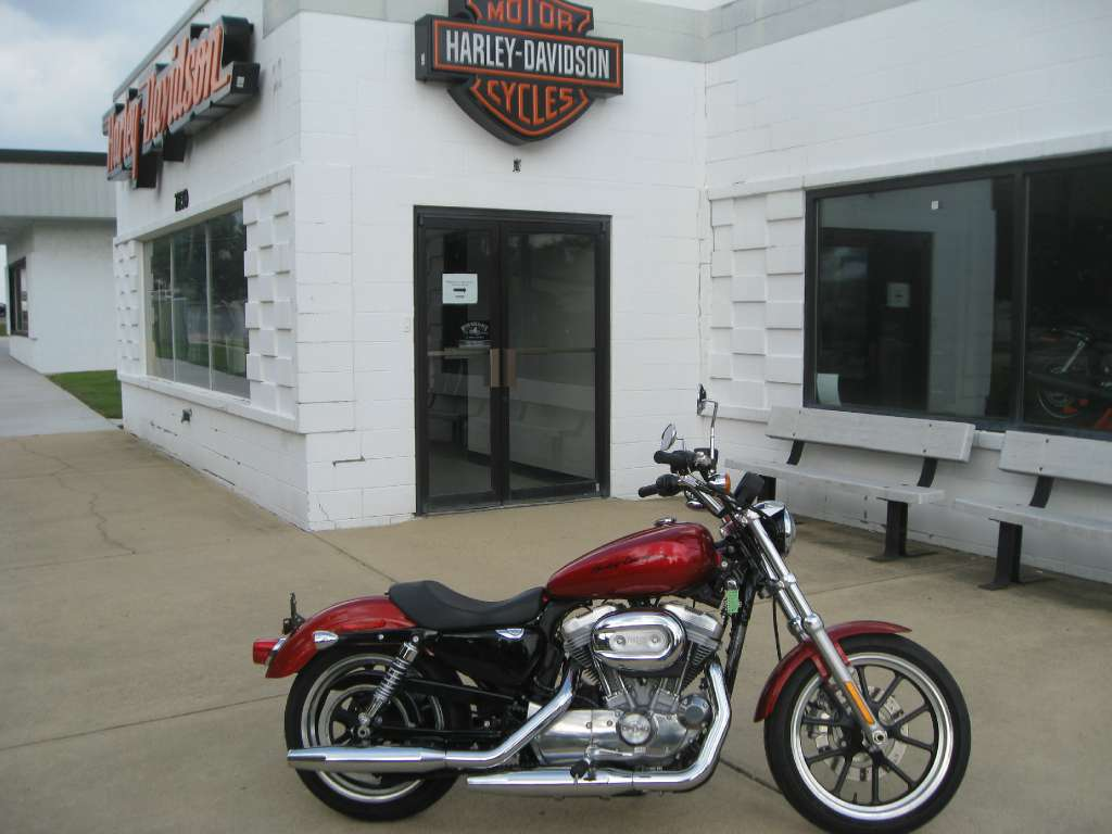 2012 Sportster 883 SuperLow