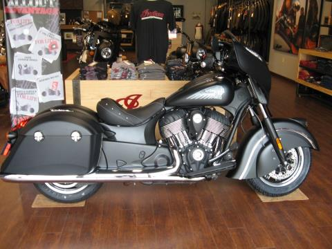 2016 Indian Chieftain Dark Horse in Chesapeake, Virginia