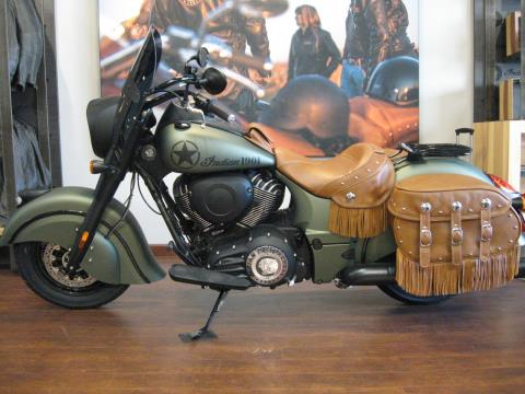 2016 Indian Chief Dark Horse® in Chesapeake, Virginia