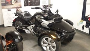 2015 Can-Am Spyder® F3 SM6 in Chesapeake, Virginia