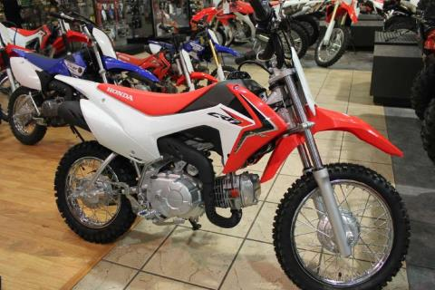 2017 Honda CRF®110F in Allen, Texas