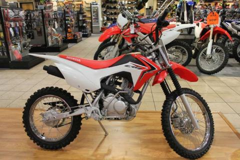 2017 Honda CRF®125FB (Big Wheel) in Allen, Texas