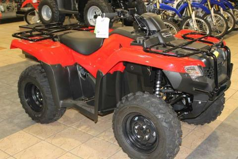 2016 Honda FourTrax® Rancher® ES in Allen, Texas