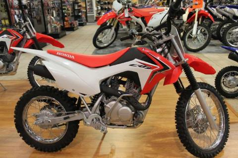 2015 Honda CRF®125F in Allen, Texas