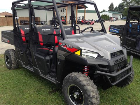 2017 Polaris Ranger Crew® 570-4 EPS in Elkhorn, Wisconsin