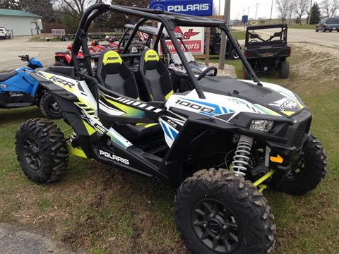 2017 Polaris RZR XP® 1000 EPS in Elkhorn, Wisconsin