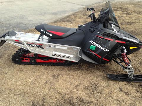 2015 Polaris 800 Switchback® Assault 144 SC F&O in Elkhorn, Wisconsin