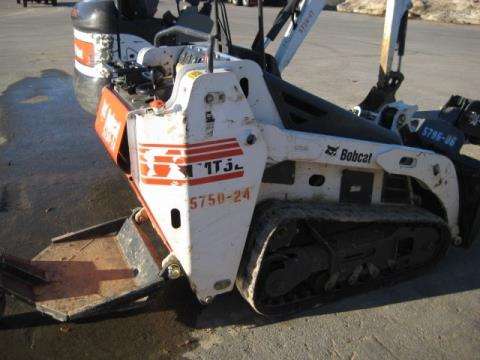 2014 Bobcat MT52 in Johnson City, Tennessee
