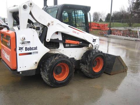 2015 Bobcat S770 in Johnson City, Tennessee