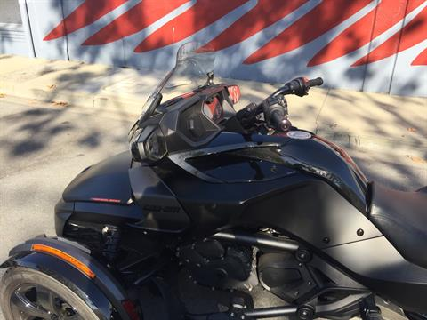 2016 Can-Am Spyder® F3 Limited Special Series in San Jose, California
