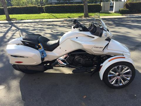 2016 Can-Am Spyder® F3 Limited in San Jose, California