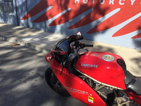 1993 Ducati 900 SS SuperSport in San Jose, California