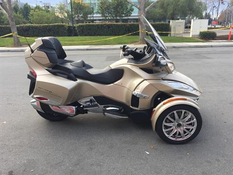 2017 Can-Am Spyder® RT Limited in San Jose, California