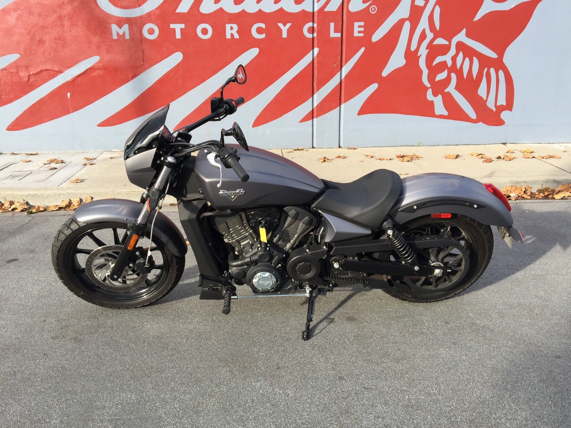 2017 Victory Octane™ in San Jose, California