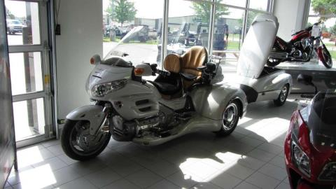 2008 Honda Gold Wing® Audio Comfort Navi in Kaukauna, Wisconsin