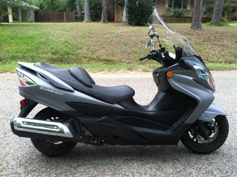 2013 Suzuki Burgman™ 400 ABS in Marshall, Texas