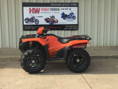 2016 Honda FourTrax® Foreman® 4x4 in Marshall, Texas