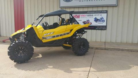 2016 Yamaha YXZ1000R SE in Marshall, Texas
