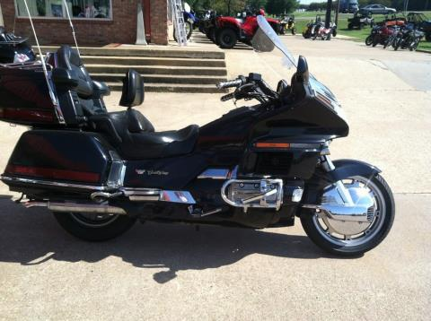 1997 Honda GL1500 GOLDWING in Marshall, Texas