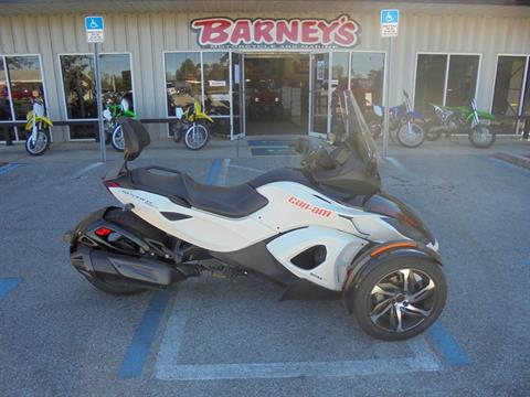 2014 Can-Am Spyder® RS-S SE5 in Brooksville, Florida