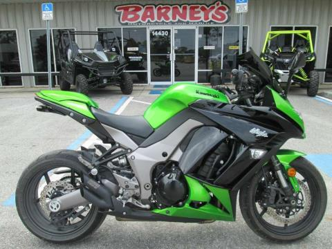 2012 Kawasaki Ninja® 1000 in Brooksville, Florida