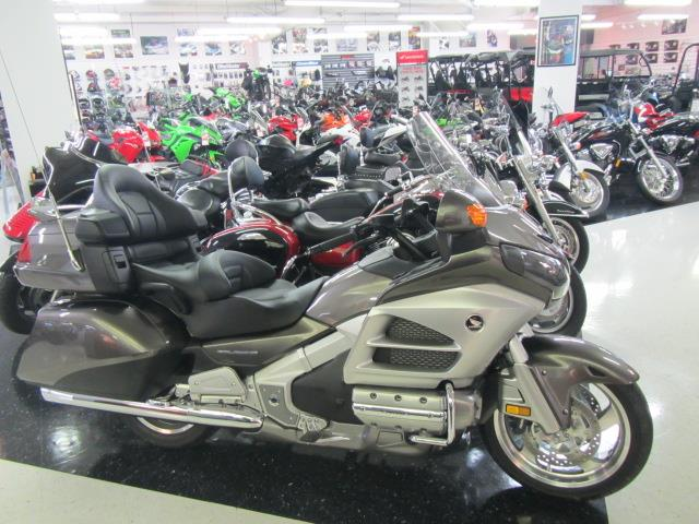 2013 Honda Gold Wing® Audio Comfort in Warsaw, Indiana