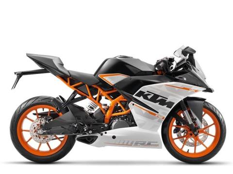 2016 KTM RC 390 in Troy, New York