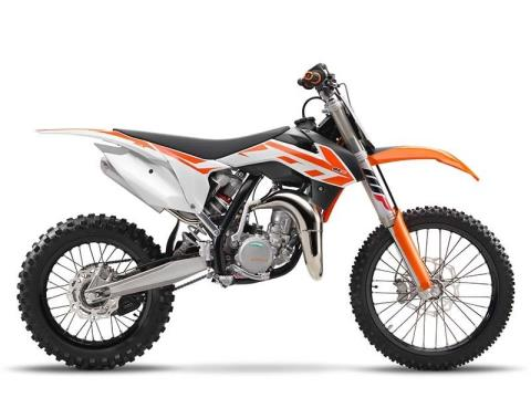 2017 KTM 85 SX 17/14 in Troy, New York