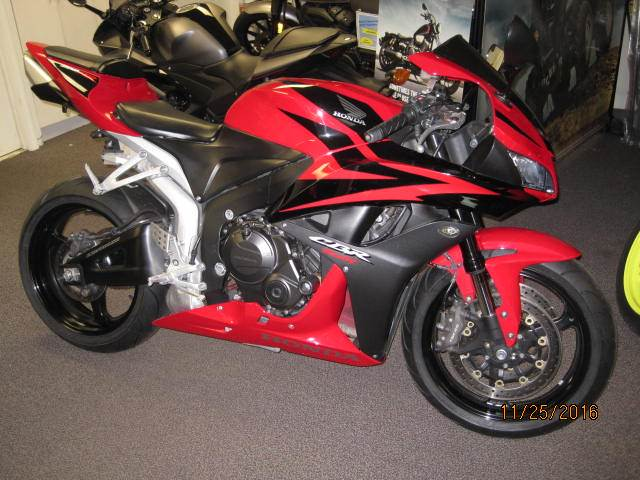 2008 honda cbr600rr motorcycle - photo #43