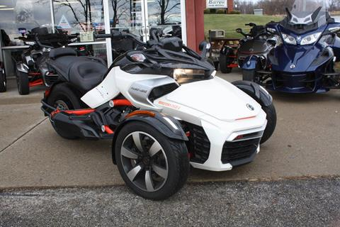 2015 Can-Am Spyder® F3-S SM6 in Franklin, Ohio