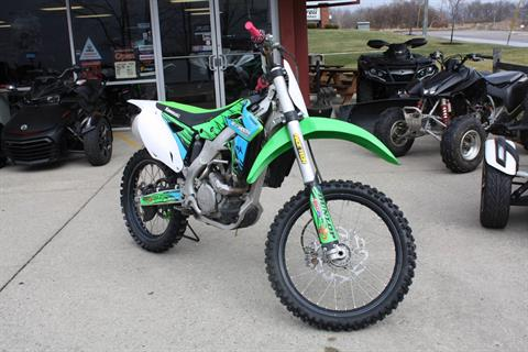 2015 Kawasaki KX™250F in Franklin, Ohio
