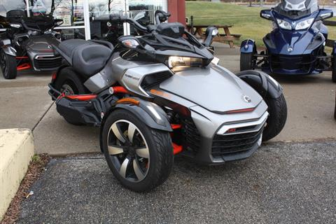 2015 Can-Am Spyder® F3-S SE6 in Franklin, Ohio