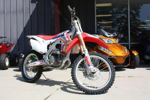 2014 Honda CRF®250R in Franklin, Ohio