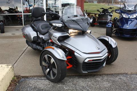 2016 Can-Am Spyder® F3-T SE6 in Franklin, Ohio