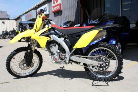 2014 Suzuki RM-Z250 in Franklin, Ohio