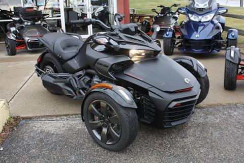 2016 Can-Am Spyder® F3-S Special Series in Franklin, Ohio
