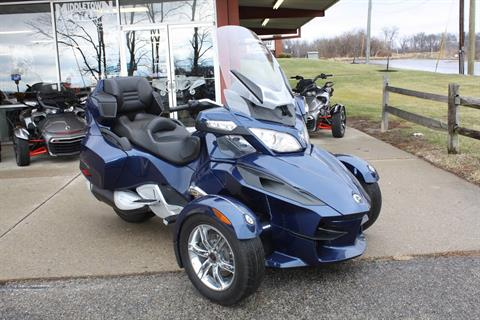 2010 Can-Am Spyder® RT Audio & Convenience SM5 in Franklin, Ohio