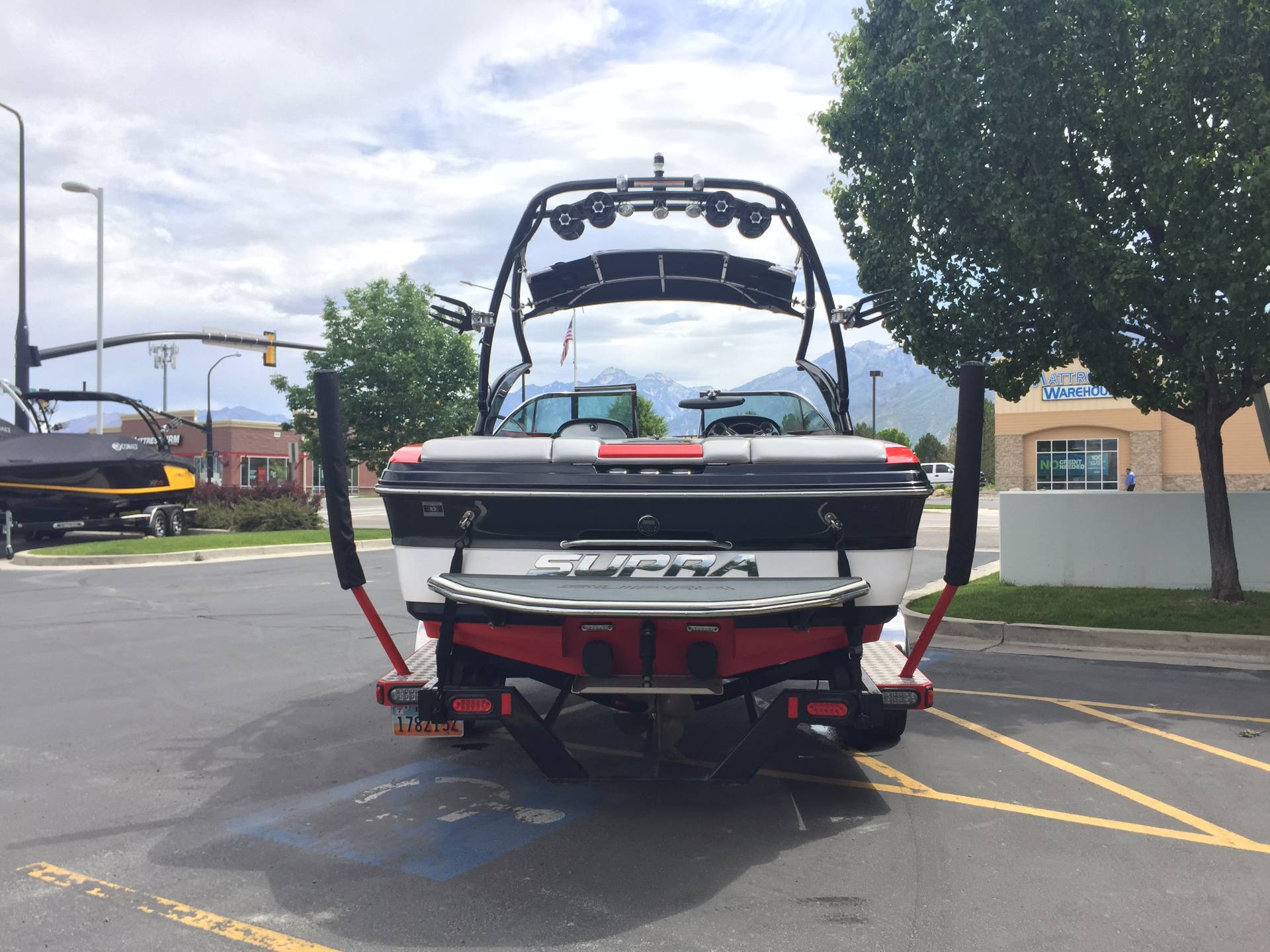 2012 Supra Launch 22 V in Draper, Utah