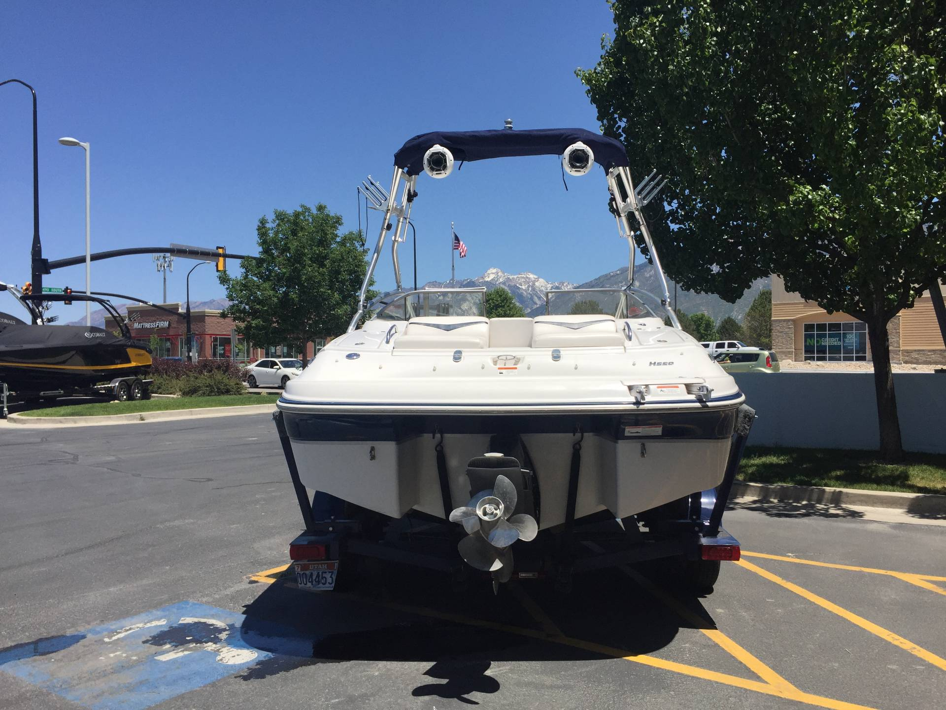 2008 Four Winns H220 in Draper, Utah