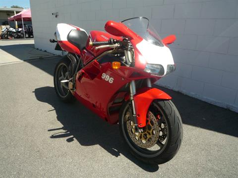 1999 Ducati 996 in Thousand Oaks, California