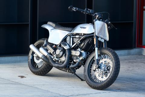 2016 Ducati Scrambler Street-Tracker Custom in Thousand Oaks, California