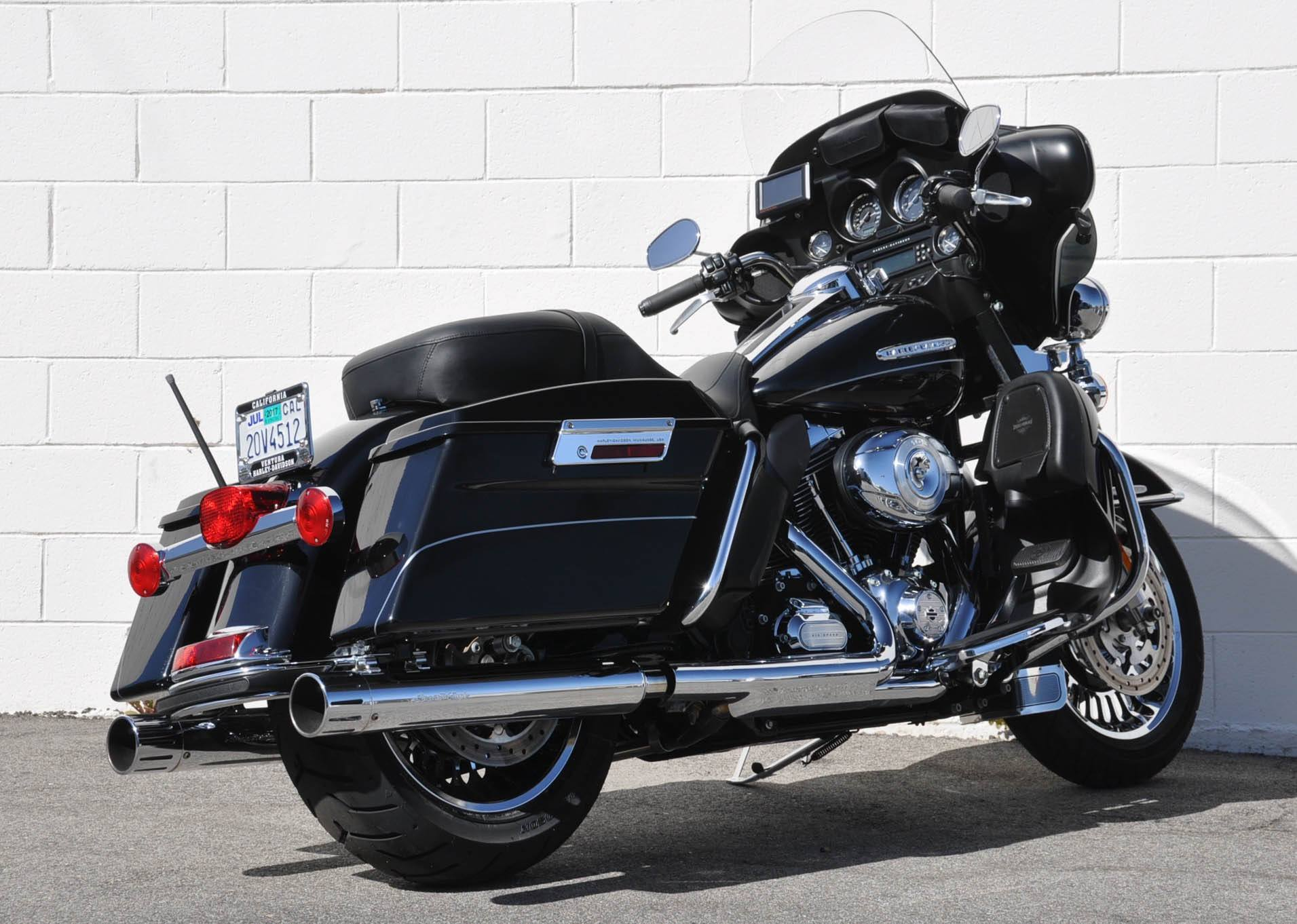 2011 Harley-Davidson Electra Glide® Ultra Limited in Thousand Oaks, California