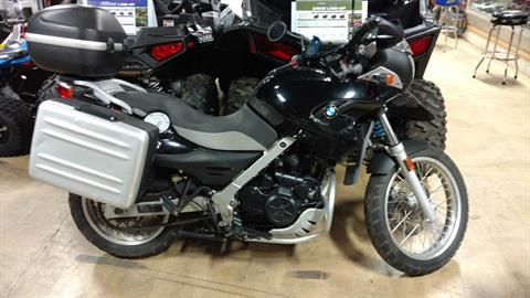 2010 BMW G 650 GS in Auburn, California