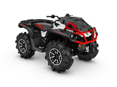 2017 Can-Am Outlander™ X® mr 850 in Kenner, Louisiana