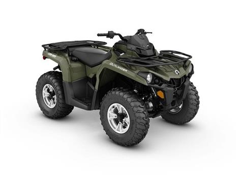 2017 Can-Am Outlander™ DPS™ 450 in Kenner, Louisiana