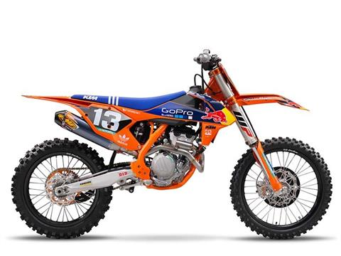2016 KTM 250 SX-F Factory in Wilkes Barre, Pennsylvania