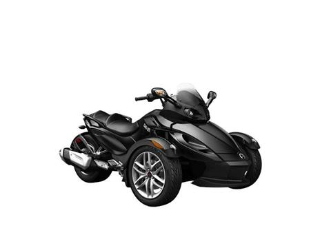 2016 Can-Am Spyder® RS SM5 in Wilkes Barre, Pennsylvania