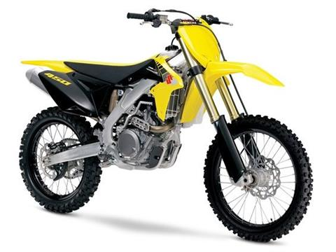 2016 Suzuki RM-Z450 in Wilkes Barre, Pennsylvania