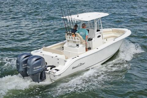 2017 NauticStar 25 OFFSHORE in Brunswick, Georgia